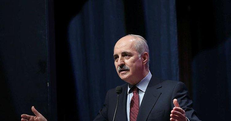 AK Parti Genel Başkanvekili Kurtulmuş'tan emekli amirallerin skandal bildirisine sert tepki