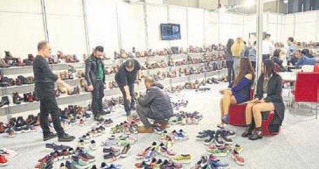 Ayakkabı sektörü bu fuarı bekliyor