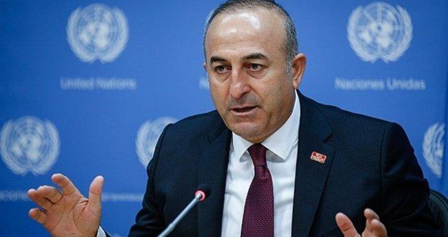 Dışişleri Bakanı Mevlüt Çavuşoğlu'dan Hollanda'ya misilleme uyarısı!