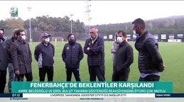 Fenerbahçe'de Erol Bulut ve Emre Belözoğlu'nun beklentileri karşılandı