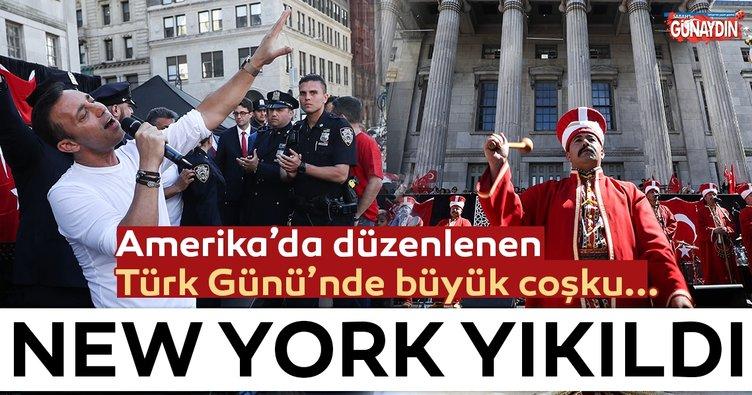 New York yıkıldı
