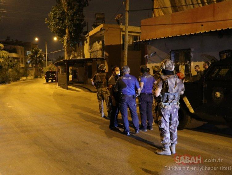 Son Dakika Haberi: Adana'da akıllara durgunluk veren olay! Husumetlisi kapıya dayanınca...