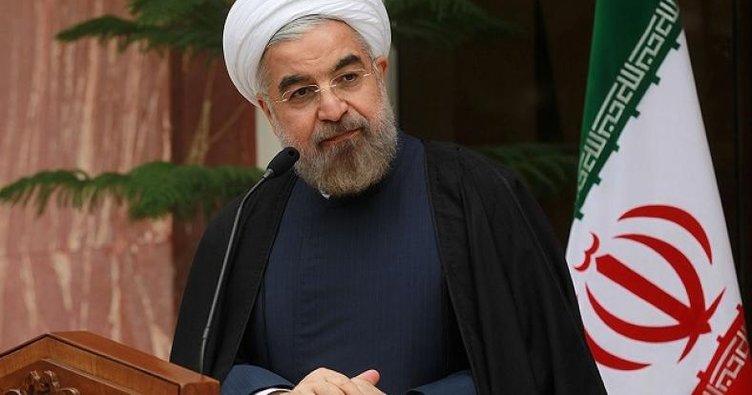 İran Cumhurbaşkanı Hasan Ruhani: DEAŞ sona erdi!