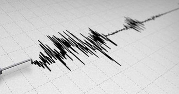Son dakika: Gökova Körfezi'nde 4,1 büyüklüğünde deprem!