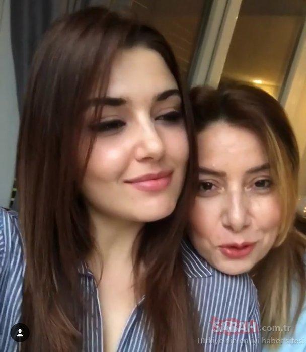 Hande Erçel annesi Aylin Erçel'i kaybetti! Hande Erçel'in annesi Aylin Erçel bugün...