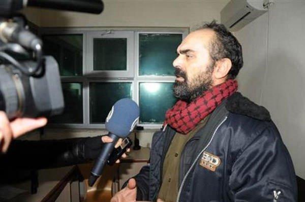 Türkiye'ye dönen Bünyamin Aygün'ün kaçırıldığı günlere ait resimleri