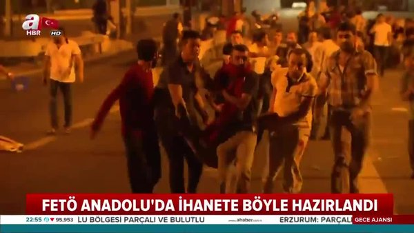 FETÖ Anadolu'da 15 Temmuz darbe girişimine böyle hazırlandı