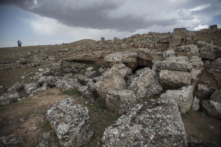 'Güneydoğu'nun Efes'i keşfedilmeyi bekliyor