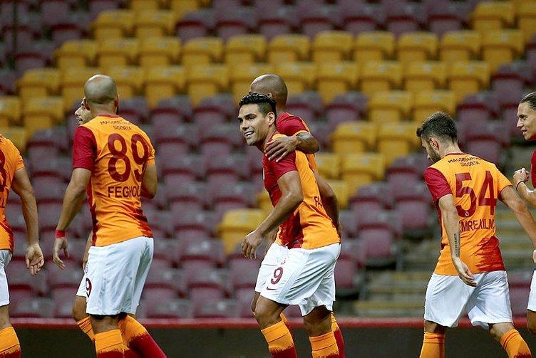 İşte Galatasaray'ın Neftçi Bakü maçı muhtemel 11'i...