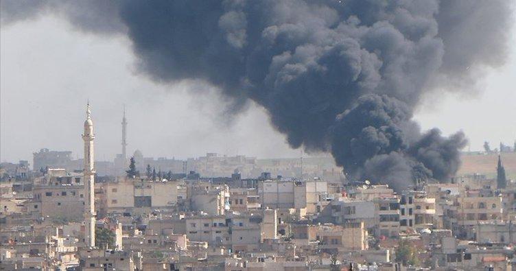 Esad güçleri Han Şeyhun'u ele geçirmeye çalışıyor