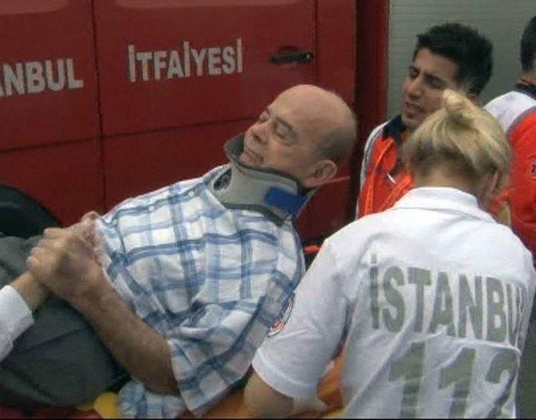 Turgay Şeren ölümden döndü