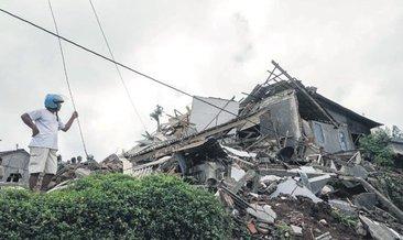 Endonezya'da ölü sayısı üçe yükseldi
