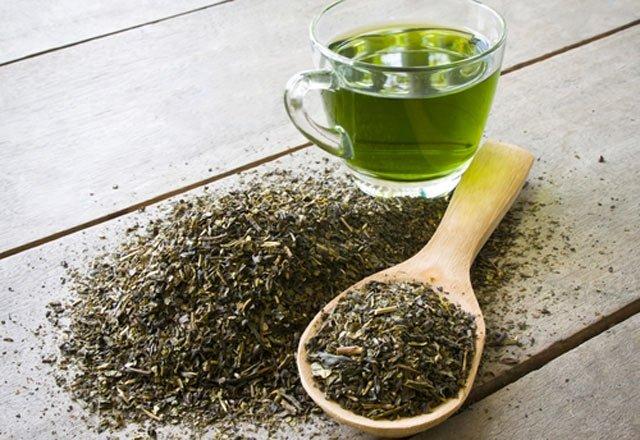 Yeşil çay diş çürüğünü önlüyor!