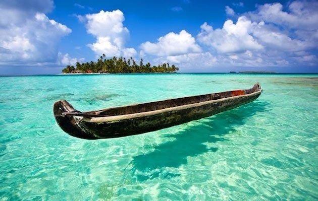 Dünyanın en temiz suları!