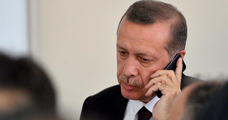 Cumhurbaşkanı Erdoğan Yeni Zelanda'da yaralanan Türk vatandaşıyla görüştü