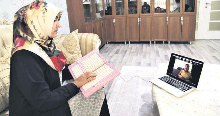 Görme engelliler için online Kuran eğitimi