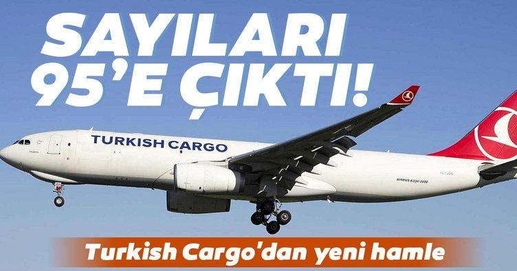 Turkish Cargo'dan yeni hamle! Dış hatta 6 noktayı uçuş ağına kattı