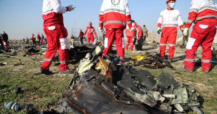 İran Sivil Havacılık Kurumu: Ukrayna uçağında tazminat ödenmesi için hazırız