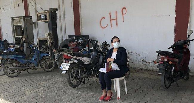 Son dakika: İYİ Partili belediyede büyük skandal! Kadın çalışana tuvaletsiz binada sürgün…