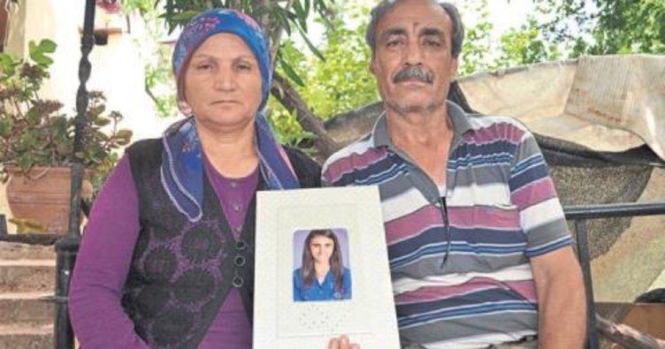 Liseli Pınar sır oldu