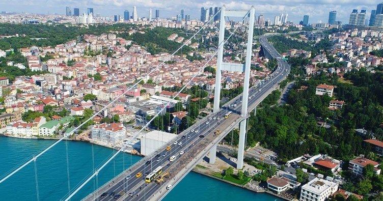 Son dakika haberi! Köprü çalışması ne zaman bitecek? 15 Temmuz Şehitler ve FSM köprülerinde çalışmalar sürüyor...