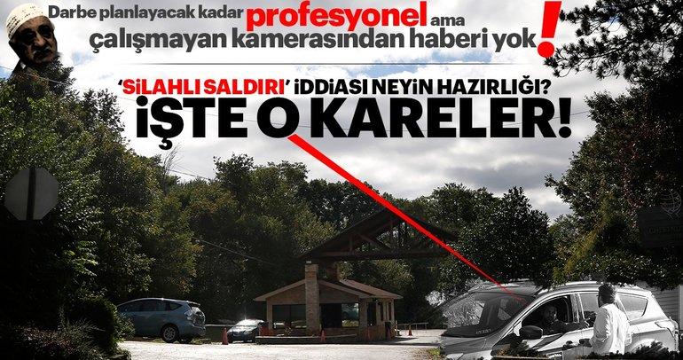 FETÖ kampındaki 'silahlı şüpheli' iddiasında soru işaretleri! Terör örgütü neyin peşinde?