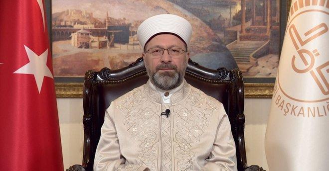 Diyanet İşleri Başkanı Ali Erbaş uyardı: Koronavirüse karşı ...
