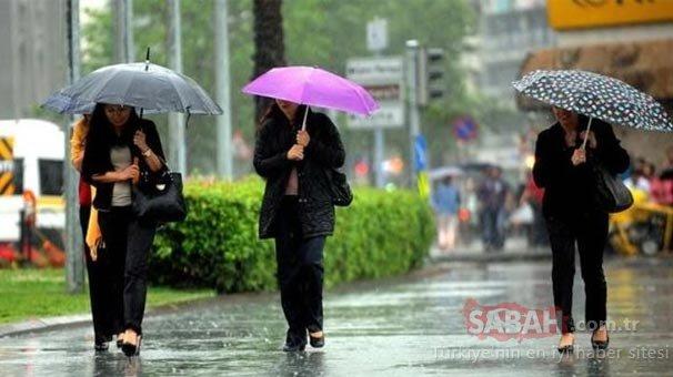 Meteoroloji'den son dakika hava durumu uyarısı geldi