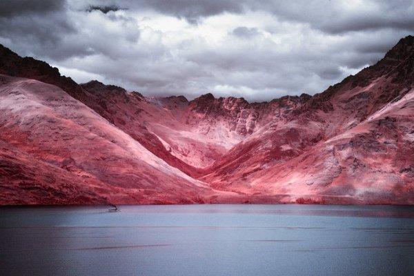 Fotoğrafçı Paul Hoi'den muhteşem kızılötesi fotoğraflar