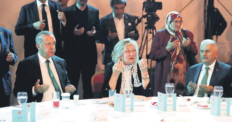 Başkan Erdoğan: 16 bin oy çalındı