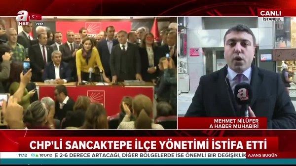 CHP'de istifa krizinin yankıları sürüyor