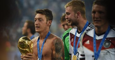 Dünya Kupası'nda en çok maça çıkan futbolcular