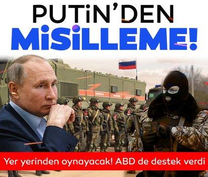 Son dakika: Kriz büyüyor! ABD de destek verdi... Putin'den misilleme
