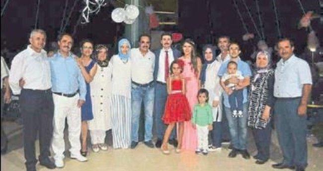 Nur ile Yılmaz evliliğe ilk adımı törenle attı