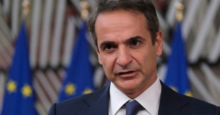 Yunan Başbakan Miçotakis'ten dikkat çeken Türkiye açıklaması!