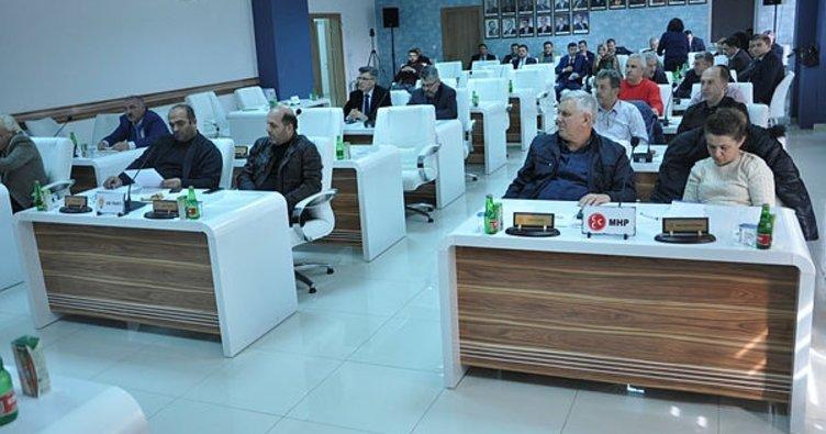 Bozüyük Belediye Meclisi Mart ayı olağan meclis toplantısı 2. bileşimi yapıldı
