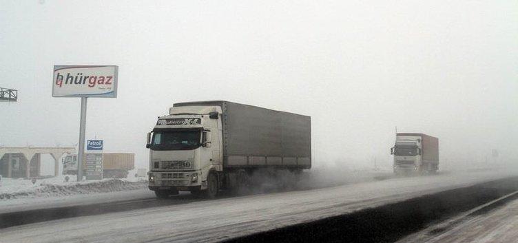 Van'da hayat buz kesti