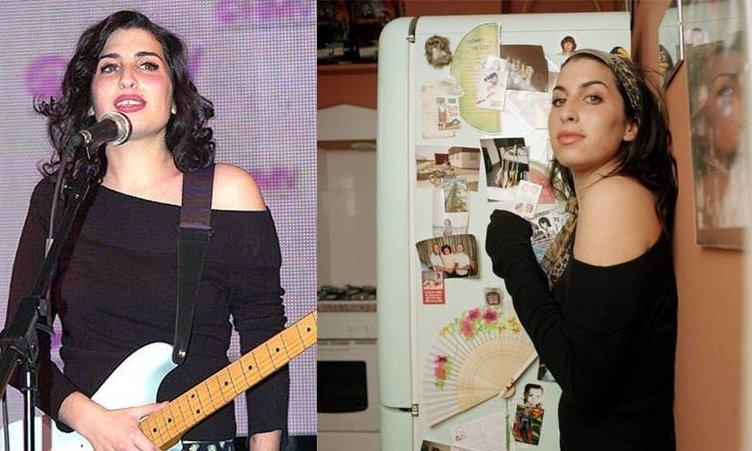 Ölümünün 4. yılında Amy Winehouse