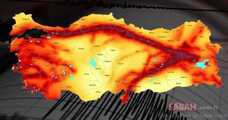 Son depremler: Deprem mi oldu, nerede kaç şiddetinde? 9 Ocak Kandilli Rasathanesi - AFAD son depremler listesi verileri burada