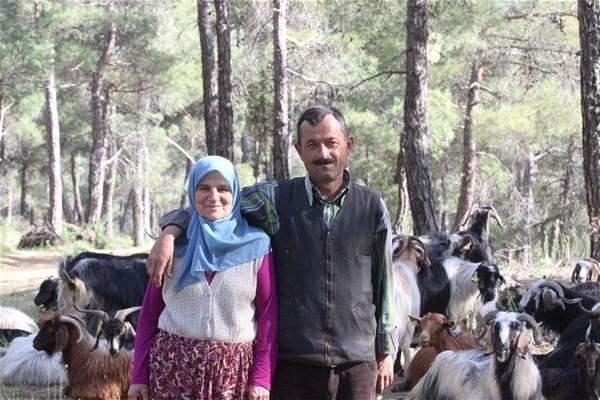 32 yıldır ormanda yaşıyorlar