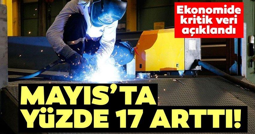 Son dakika haberi | Sanayi üretim verileri açıklandı