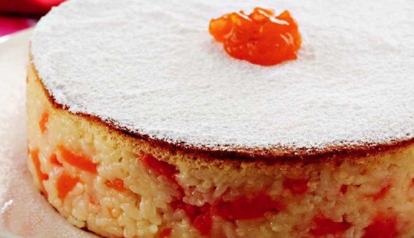 Balkabaklı Pirinç Keki