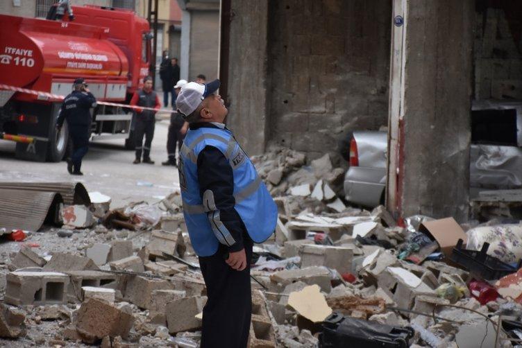 Son dakika: Gaziantep'te korkutan patlama: 3 yaralı