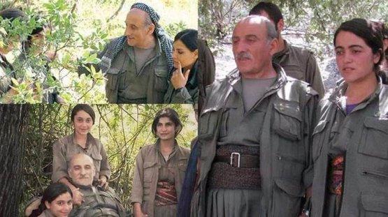 Teslim olan terörist ifadesinde örgütte yaşadıklarını anlattı ...