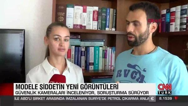 İzmir Çeşme'de dayak yediğini iddia eden ünlü Top Model Daria Kyryliuk ilk kez konuştu | Video