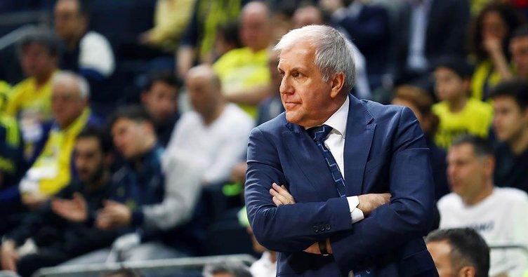 Fenerbahçe ile Obradovic arasındaki görüşmeler resmen başladı! İşte o fotoğraf