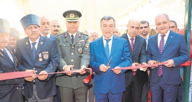 Osmaniye'de şehit ve gazi derneklerine destek