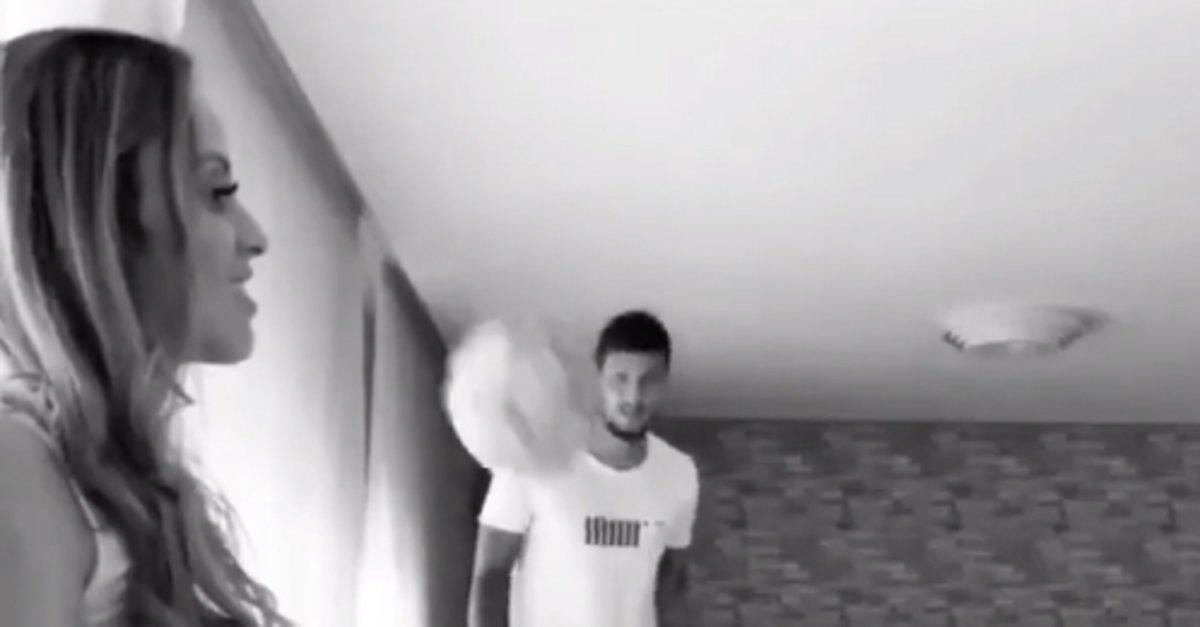 Diego Angelo hedefi şaşırdı! Evde kal çağrısı…