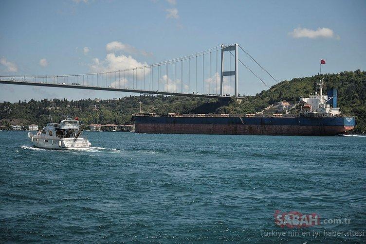 Türk denizlerine yerli sistem! Gerçek zamanlı izlenecek...