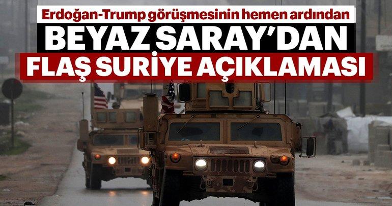 ABD'nin 200 askeri Suriye'de kalacak
